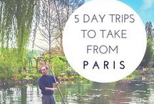 Bon voyage travel must-sees and tips / What to pack, see and eat
