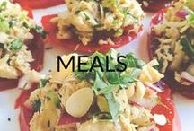 Healthy Seasonal Meals / This board provides healthy summer meal ideas.