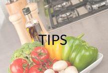 Kitchen Tips and Ticks / Kitchen tips.