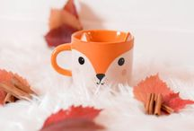 Tea & Hot drinks / Tea time, hot chocolate, cosy, cocooning, winter, fall