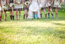 For the Love of Weddings / Wedding ideas from my own country wedding, plus more!