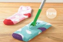 Home Ideas / Tips, hints and ideas to take care of your house, make life easier when cleaning and decorating ideas. You will find a wide variety of gadgets for your kitchen, man cave, bathroom, or just random stuff for your home.
