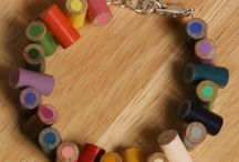 Getting our craft on / Never ending DIY list o' fun  / by Lisa Graf