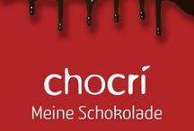 chocri - Meine Schokolade / Handbestreute Manufaktur-Schokolade aus Fairtrade-Kakao.