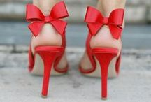 For the love of shoes / Heels and shoes  / by Amale Haddad