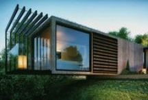 Container Home Design (Prefab) / As basis for my project