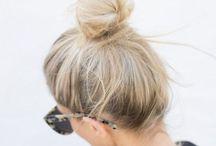 hair + tutorials