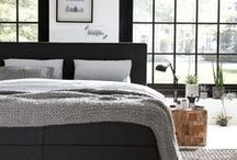 Slaapkamers @ Villa ArenA / Een walhalla van rust en woelige dekens. In deze slaapkamers (te koop bij Villa Arena) slaap jij prinsheerlijk.