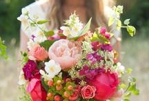 *bouquets de fleurs / by Manon D.