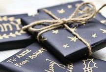 Gift Wrapping / Perfect your present with these great gift Wrapping Ideas and tips!
