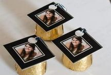 Graduation Ideas / Ideas for a high school #graduation party and the senior getting ready to graduate. Find #gift ideas, #decorating and #Graduation #party ideas for the graduating senior / by 3 Quarters Today (Dawn Romine)