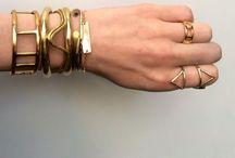 jewels + metals