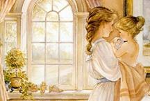 Homemaking, Wifehood, Motherhood / The art of Homemaking, along with tips and themes of Motherhood and Wifehood. / by Moriah Miller