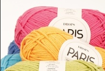 Yummy yarn! / Delicious, soft yarns in gorgeous colors! Browse all our yarns on www.garnstudio.com / by DROPS Design