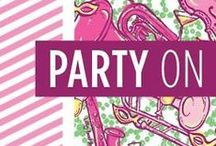 Party Ideas -- Let's Party! / Great ideas for parties