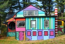 Home Sweet Homes / Strange, cute and extraordinary homes!