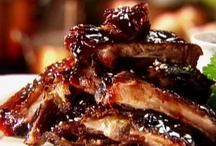 Food-I LOVE Meat / I love meat, especially beef, but chicken, pork and venison will do also. Find recipes for meat lovers including roasts, jerky and even meatloaf cupcakes. I do love food and I'm a carnivore at heart.