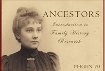 Ancestry / Who I am and where I come from!