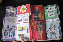 Homeschool: Lapbooks / by Jen D