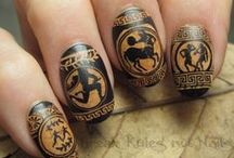 Nails / Nail art, designs, and looks of a random nature. / by Beth {Printcess}