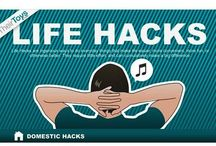 Outwitting Life / Cool tips, tricks and life hacks!