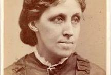 Literature [Louisa May Alcott] / by Moriah Miller