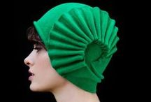 Head gear / Hair accessories / by Amale Haddad