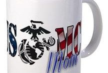 Marine Mom Gifts and Clothing / Your source for Marine Mom gifts and clothing.  Everything from Marine Mom t-shirts to Marine Mom sayings.  I'm a Mother of THREE Marines, I'm a Marine Mom and very proud! I design OFFICIALLY licensed Marine Mom shirts and gifts. Need a custom USMC shirt? Send me a message.  Here you will Marine Moms gifts for boot camp graduation, Mothers Day, Christmas and more.