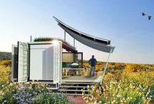 Innovative & Passive Home Concept / Learn from others...