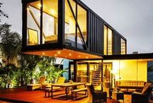 Container professional activities / Container Home is just a part of it...