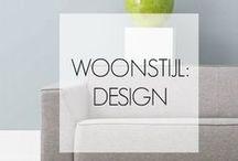 WOONSTIJL: Design / Modern wonen: luxueuze, doordachte vormgeving met afwisselend strakke lijnen en soft design.