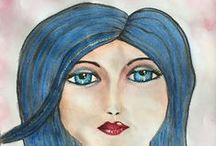 ImagesByCW | Paintings