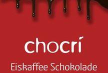 Eiskaffee-Schokolade / Der frische Muntermacher für heiße Tage