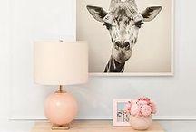 home sweet home / Dreamy interior design