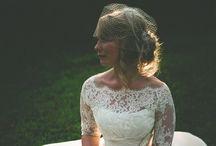 Wedding Ideas~ / by Hannah Gardner