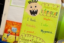 Language arts ideas/grammer / by Rochelle Crabb Pentico