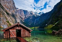 I Want To Go To There - Travel / Pretty places I find on the internet. / by Shannon R.
