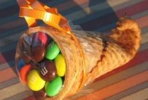 Thanksgiving ideas / by Rochelle Crabb Pentico