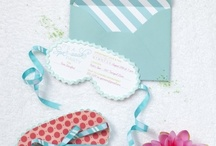PARTY IDEAS / by Verena