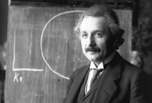 A. Einstein / by Ricardo Dalessandro