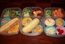 Lunch ideas / by Rochelle Crabb Pentico