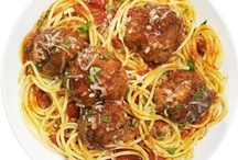 Delicious Pasta Dishes / by Ladies' Home Journal