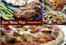 Cooking Tips & Menu Ideas / by Pam McCollister