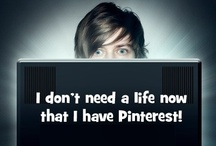 Pinterest is the new match.com / Did you hear pinterest was the new dating site? I know some pinter addicts that could use some rehab.