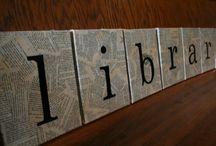 librarian / by Katie Loomis