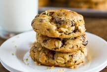 cookie and bar recipes / Tasty recipes for homemade cookies and bars. / by Bargain Hoot.com = DIY crafts