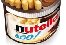 Nutella / by Bargain Hoot.com = DIY crafts