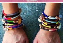 Make your own jewelry / Examples and tutorials on how to make jewelry.