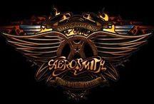 AEROSMITH / Aerosmith. Just Aerosmith.  / by Deana
