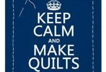 Sew Let's Quilt / by Susan Litzenberger